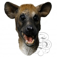 Latex Hyena Mask