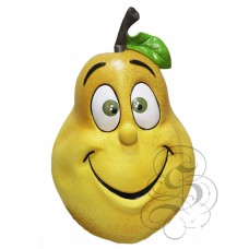 Latex Pear Fruit Mask