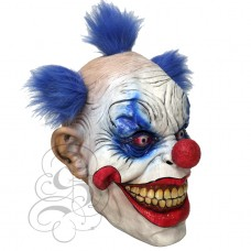 Scary Silly Grin - POGO Clown Mask