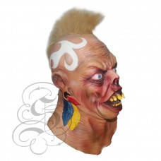 Mohican Indians Evil Mask