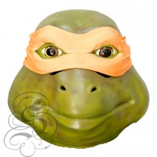 Ninja Turtles Mask - Michelangelo