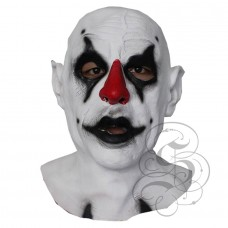 Psycho Clown Mask with Chest