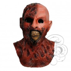 Autopsy Zombie Mask with Chest