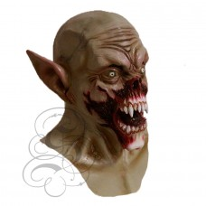 Vampire Demon Mask with Chest