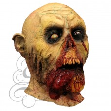 Zombie Decay Tongue Out Mask