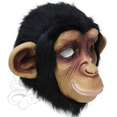 Latex Chimpanzee Mask