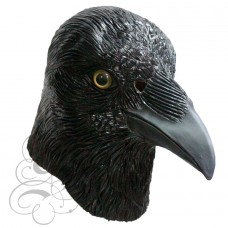 Latex Crow Mask