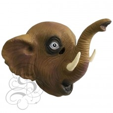 Latex Elephant Mask