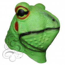 Latex Frog Mask