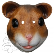 Latex Hamster Mask