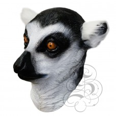 Latex Lemur Mask