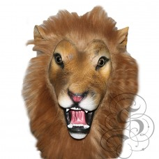 Latex Lion Mask