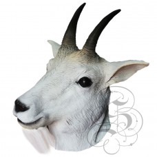 Latex Mountain Goat Mask