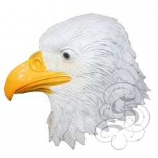 Latex American Eagle Mask