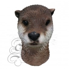 Latex Otter Mask