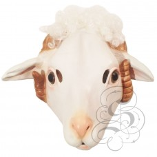 Latex Ram Mask