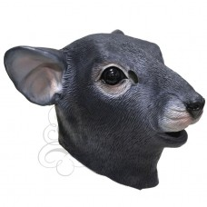 Latex Rat Mask