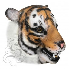Latex Tiger Mask