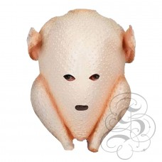 Latex Turkey Chicken Mask