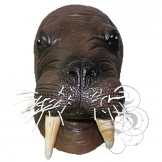 Latex Walrus Mask