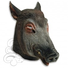 Latex Wild Boar Mask