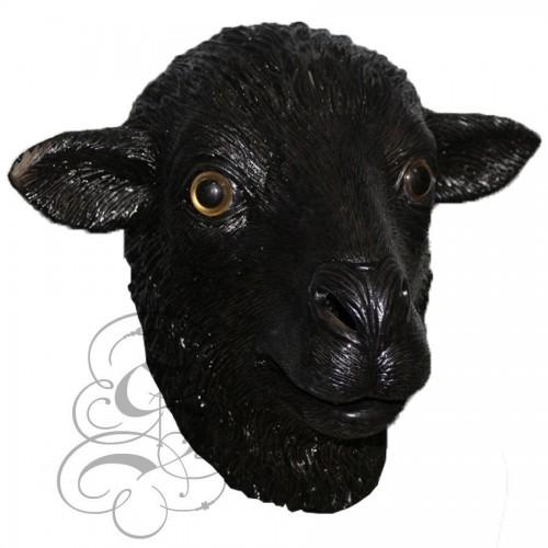 Black Latex Mask 80