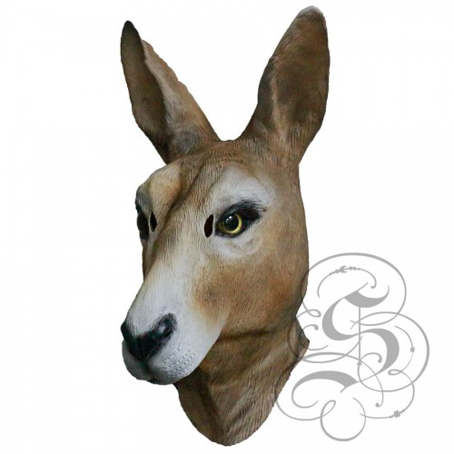 Kangaroo Mask - Bing images