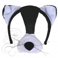 Cat Plush Mask