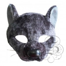 Rat Plush Mask (With Sound)