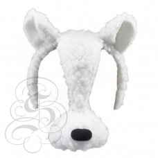 Sheep Plush Mask