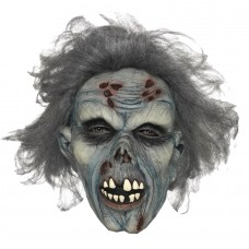 Zombie Decay Mask (Grey Hair)