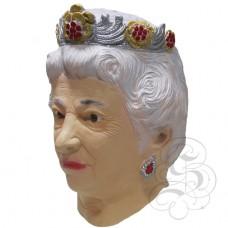 Queen Elizabeth of England Mask