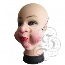 Puffed Up Cheeks Mask
