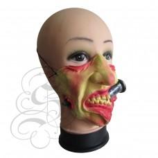 Bolt Through Mouth Mask
