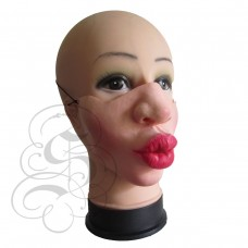 Puckered Lips Mask