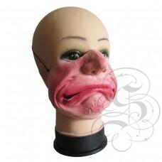 Crying Sad Face Mask
