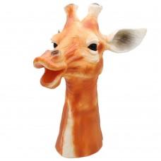 Giraffe Head Hand Puppet