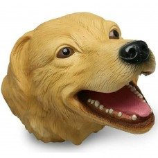 Golden Retriever Head Puppet