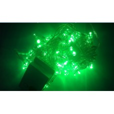 String Light Waterproof LED Lights - Green