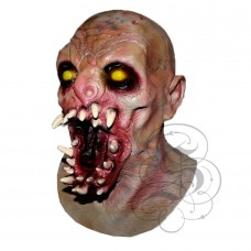 Night Creature Vampire Mask with Chest