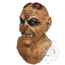 Evil Goblin Mask with Chest