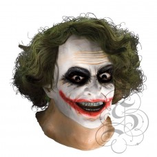 Joker Mask with Wig