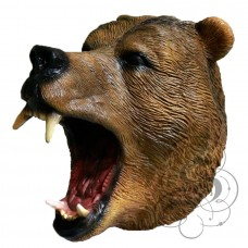 Latex Bear Mask