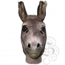 Latex Realistic Donkey Mask