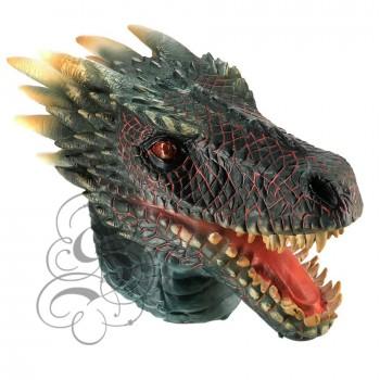 Latex Dragon Mask
