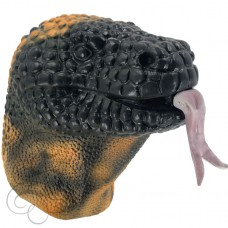 Latex Gila Monster Lizard Mask