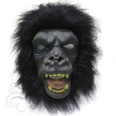 Latex Gorilla Mask