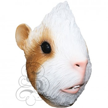 Latex Guinea Pig Mask