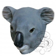 Latex Koala Mask