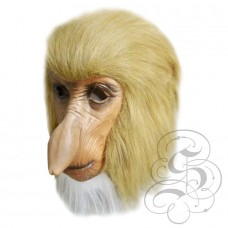 Latex Proboscis Monkey  Mask
